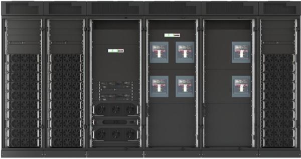 华为推出锂电池UPS不间断电源解决方案,为数据中心带来可靠供电保障