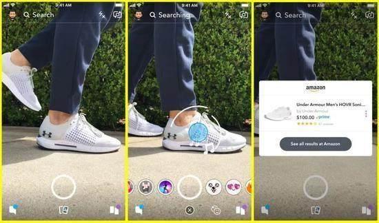 谷歌AR眼镜+视觉搜索新开端,微美全息AI视觉SDK无感支付服务
