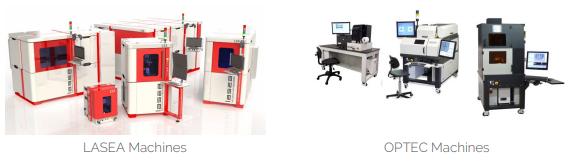激光精密加工設備商Lasea集團收購超快激光係統公司Optec
