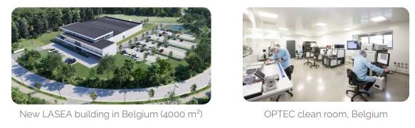 激光精密加工设备商Lasea集团收购超快激光系统公司Optec
