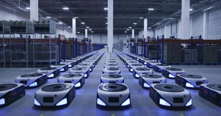 心怡科技技术领衔改造电商物流 仓网一体成就天猫火箭式增长