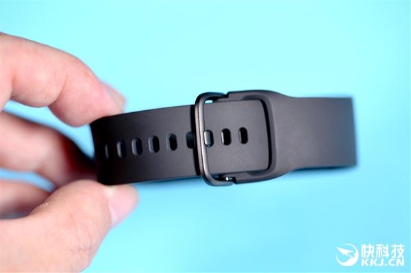 来自未来的手表!华米Amazfit X图赏:2英寸92°曲面屏加持