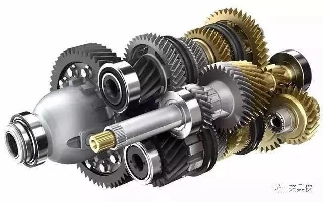 一文看懂汽車變速器殼體、軸、齒輪加工工藝