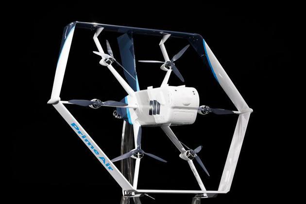 亚马逊终获FAA批准,将在美推出商业无人机送货服务