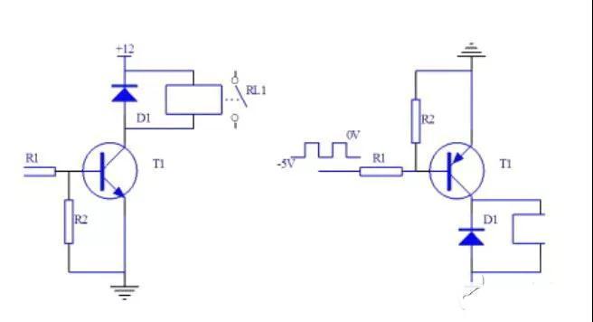 继电器的原理与驱动电路布局技巧