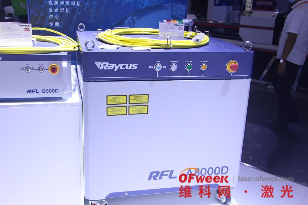 工博会万瓦成标配 国产激光器走向高端应用势在必行