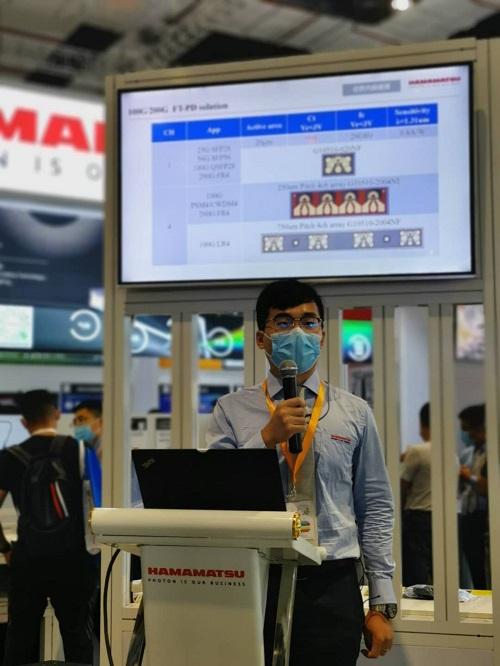 专访|滨松中国蔡红志:保持光通信高速探测器研发生产优势,打造行业领先产品