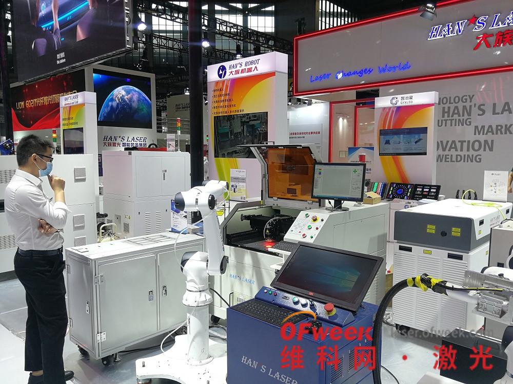 大族激光拟以8000万出售子公司大族机器人50%股权 预计投资收益1.2亿