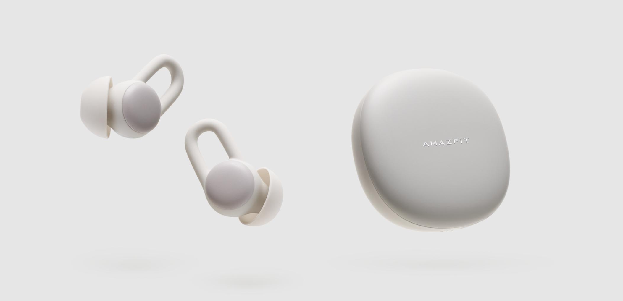 不仅有新品智能手表,华米科技Amazfit ZenBuds智能助眠耳塞要来了