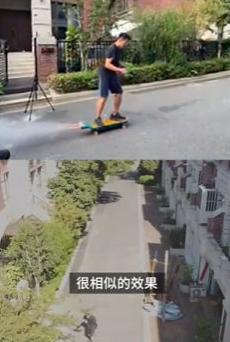 男子用3D打印复原柯南同款滑板,简直一模一样