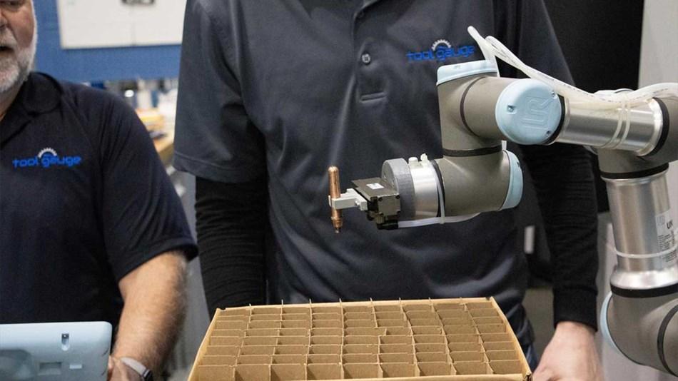 主动应对市场挑战 协作机器人提升企业适应性