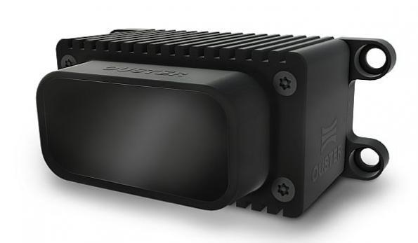 Ouster推首款全固态激光雷达传感器 只需600美元可用于ADAS系统