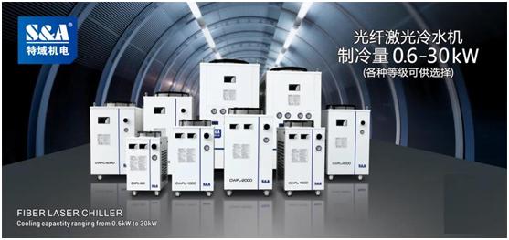 万瓦激光加工时代需要什么样的冷却设备
