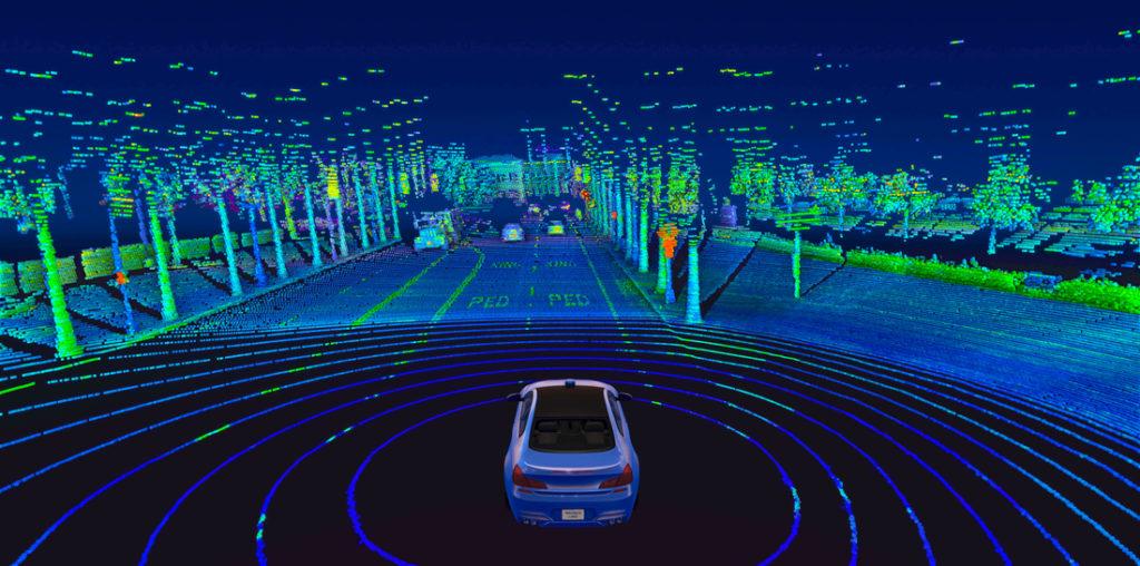 百度与Velodyne达成三年交易协议,后者供货激光雷达