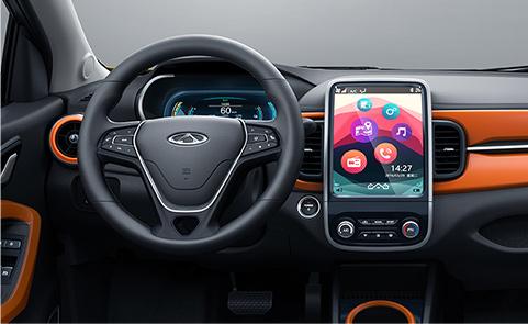 续航超300km,10寸液晶大屏+手机无线充电,十月购车选它错不了