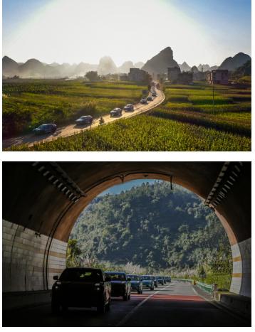横跨广西 探寻绿城 奇瑞新能源蚂蚁打造倾心之旅