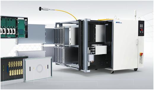 首台3万瓦激光切割即将交付 提升加工能力奥秘何在?