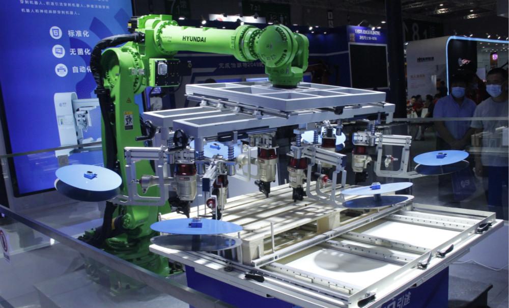 点焊机器人组成及应用