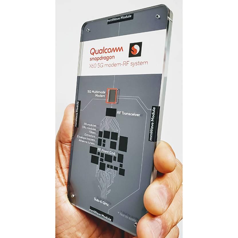 高通5G基带骁龙X60为5G终端释放潜能输出原动力