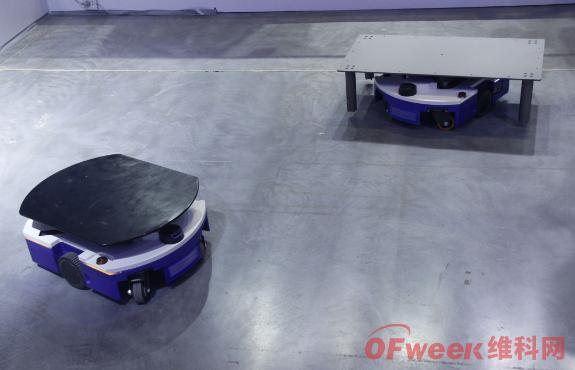 分拣机器人的工作原理是什么?分拣机器人都有哪些优点?