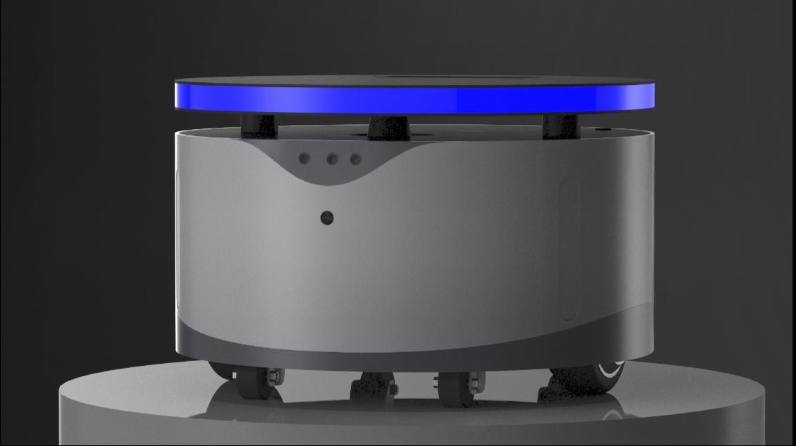 云迹科技机器人底盘——创造改变生活