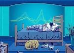 通過睡眠方式可以預測阿爾茨海默病何時開始