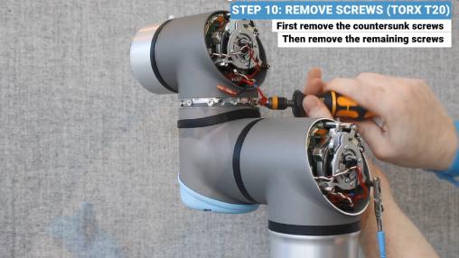 优傲机器人推出e-Series 3挡位示教器