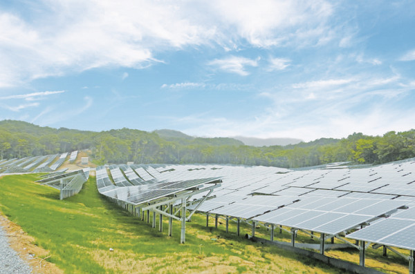 清源股份为日本福岛提供40MW光伏支架产品 光伏电站让福岛重生出希望