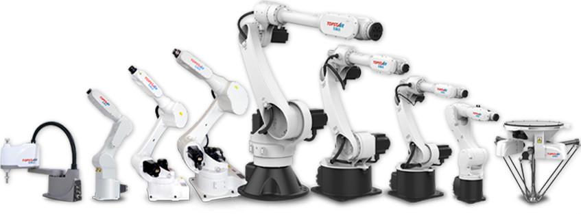 机器人业界良心:拓斯达十万口罩免费领,一月购机万元返现!