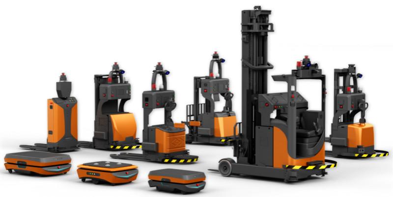 """苏州艾吉威机器人有限公司参评""""维科杯·OFweek 2020中国机器人行业优秀产品奖"""""""