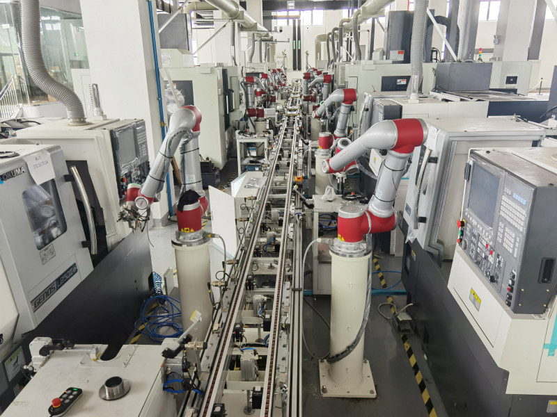 超3亿元!节卡机器人获协作机器人行业最大单笔融资