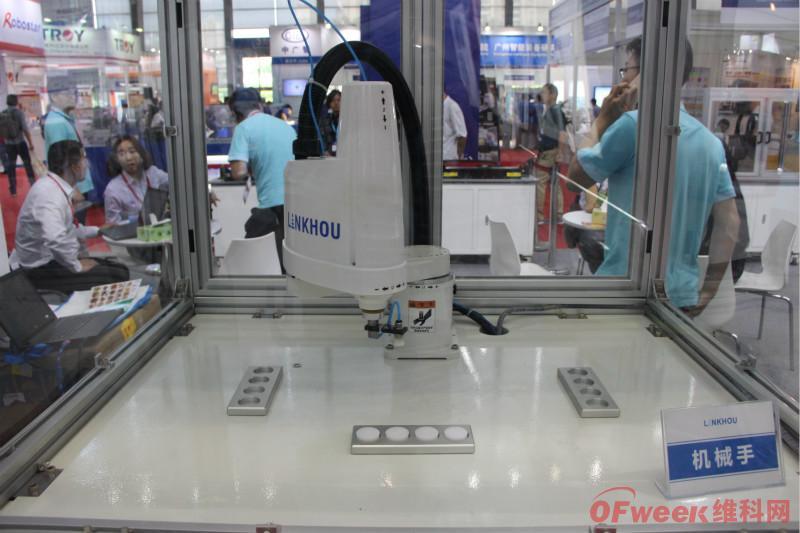 不止洁净机器人,新松真空机械手也已进入芯片制造生产环节