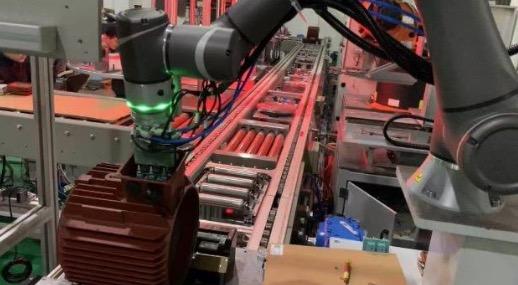 """达明机器人(上海)有限公司参加""""维科杯·OFweek 2020中国机器人行业优秀应用案例奖""""评选"""