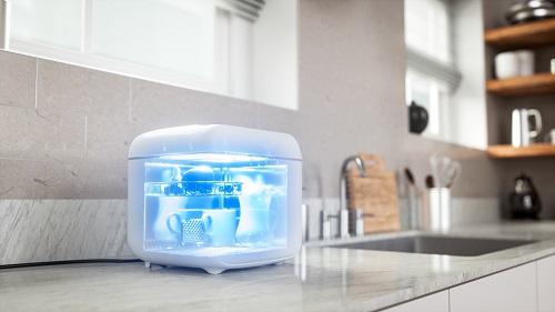 昕诺飞推出飞利浦UV-C紫外线杀菌烘干机,开启个人物品便捷消毒时代