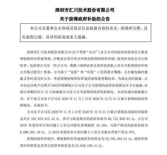"""汇川技术股价再创新高,单月9笔交易过千万!工控""""小华为""""能否乘风破浪?"""