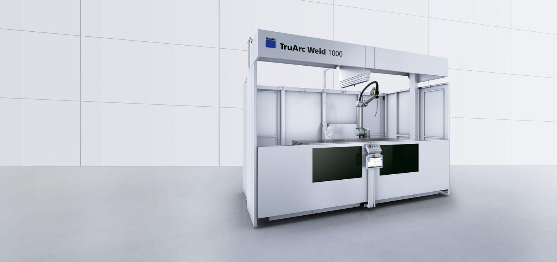 优傲机器人与快通、伏能士联合推出自动焊接工作站