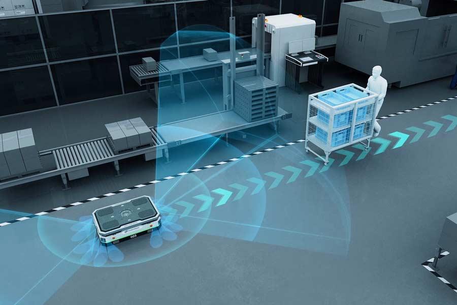 渗透多行业内部  技术驱动智慧物流赛道变迁