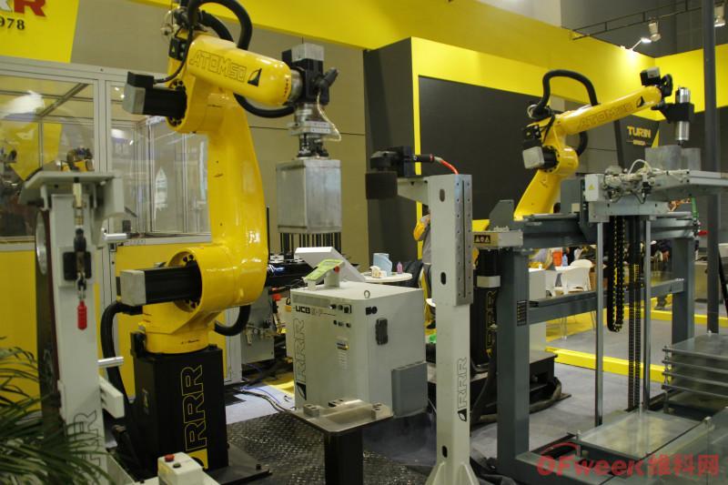 机器人工作环境防爆等级划分及产品选用