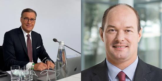 欧司朗高层变动,新CEO兼任艾迈斯CFO