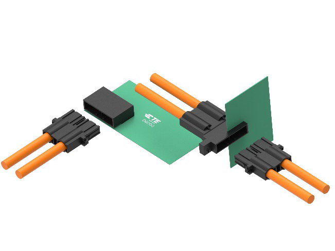 TE上新 | Dynamic D8000系列电源连接器,最大承载电流100A
