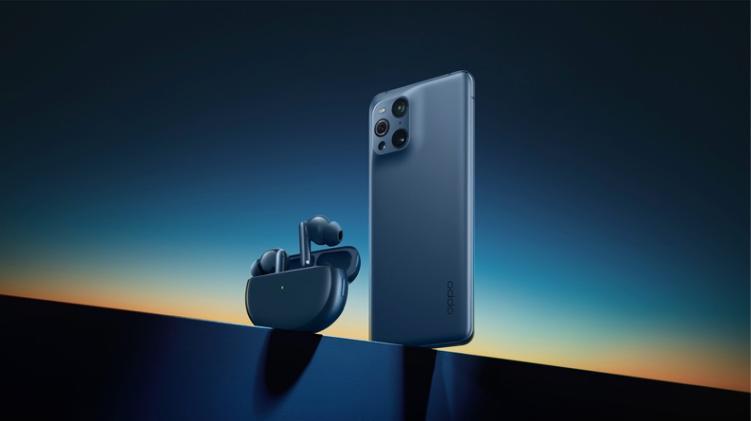 千元TWS耳机音质新标杆,OPPO Enco X 蓝调版正式发布