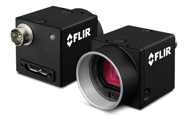在生物医学应用中,FLIR CMOS相机将成为sCMOS传感器的平价替代!