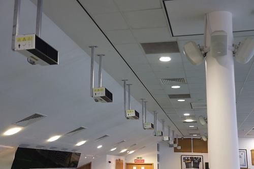 昕诺飞携手InnovativeBioanalysis实验室成功验证UV-C紫外线空气消毒的有效
