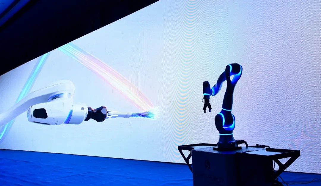 大族机器人创新产品发布会完美收官
