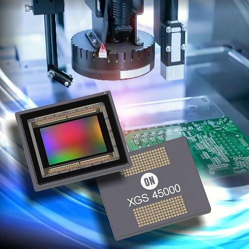 安森美半导体的多功能感知方案赋能工业成像应用