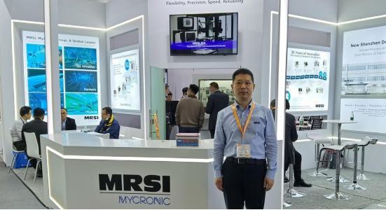 MRSI专访:全球第一台「双精度亚微米全自动贴片机」是如何诞生的?