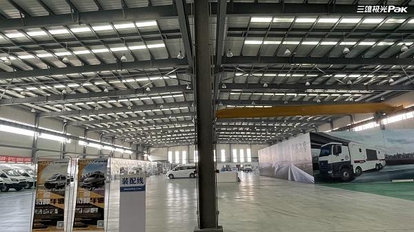 三雄极光专业照明设计 照亮中国制造