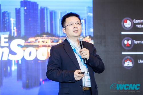 华为5G首席专家高全中:无线的下一波创新是5G演进