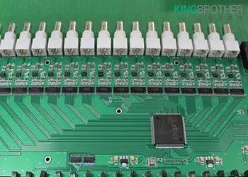 IC与PCB的连接方式