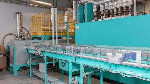 通快投资锂电池回收公司:新工艺有效降低电池回收成本